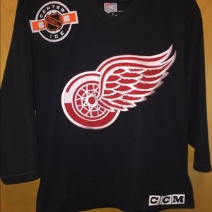Other - Vintage Detroit red wings jersey